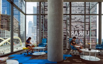 Library Building Awards recipients reflect new trends in library designs