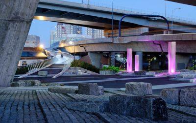 CRJA-IBI Group Receives World Architecture News 2017 Landscape Award