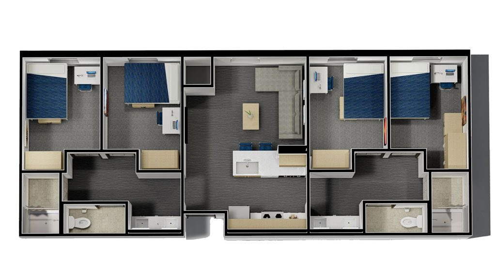 Typical Apartment Unit