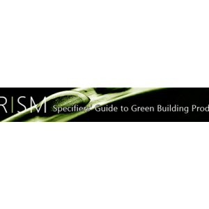 Specifiers' Guide to Green Building Products Ad