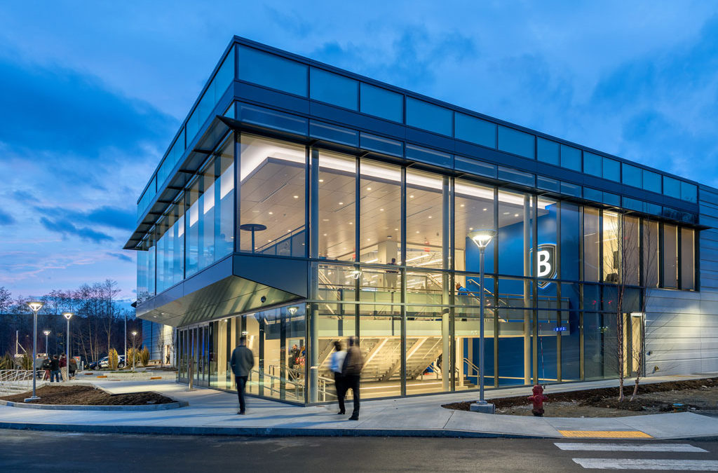 New Bentley University Arena Named the Most Environmentally Sustainable in the Nation