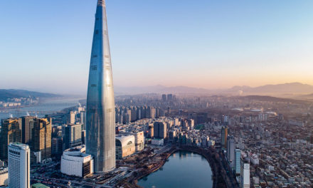 Syska Hennessy Wins ACEC 'Grand Award' for Work on Lotte World Tower in Seoul