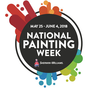 Thousands of store employees team up with deserving organizations as part of National Painting Week