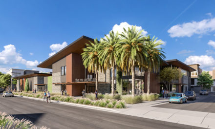 Tech-Forward Rec Center to Serve New Masterplan in Dublin, California