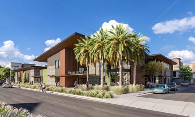 Tech-Forward Rec Center to Serve New Masterplan in Dublin, California