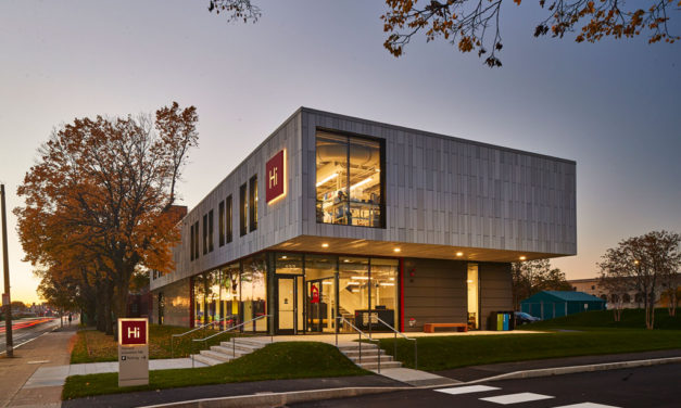 Shepley Bulfinch Receives Award from the American Institute of Architects for Pagliuca Harvard Life Lab