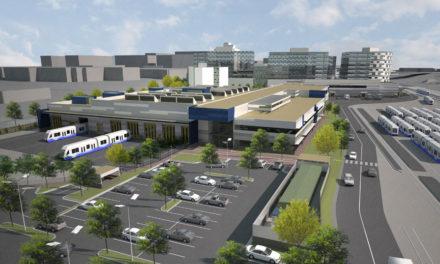 Sound Transit Breaks Ground on New Light Rail Base in Seattle Area
