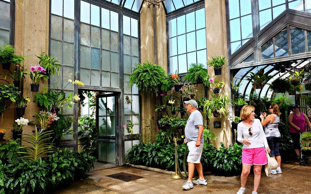 American Academy In Rome Partners With Longwood Gardens On