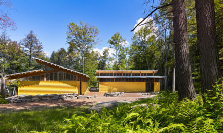 Camp Havaya Eco-Village, Pocono Mountains, Pa.