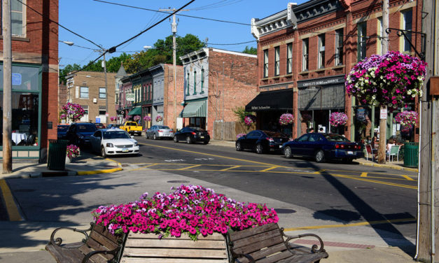 Rust Belt Town on Lake Erie Wins National Main Street Title