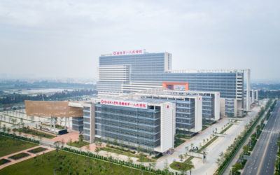 HMC Architects Delivers China its Official Pilot Green Hospital