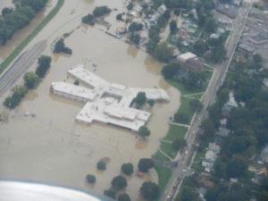 MacArthur Elementary School flooding