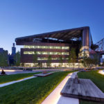 The Emma and Georgina Bloomberg Center at Cornell Tech, Roosevelt Island, New York