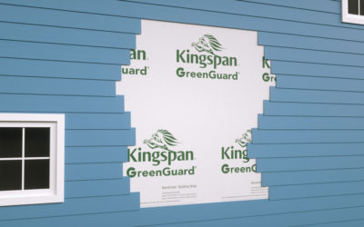 Kingspan expands GreenGuard Building Wrap family with new offerings that enhance moisture management