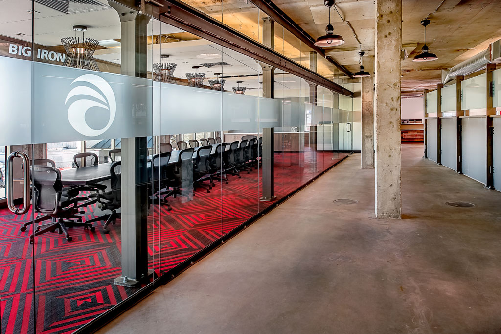Kai Design Amp Build Finds Inspiration For Alberici Office