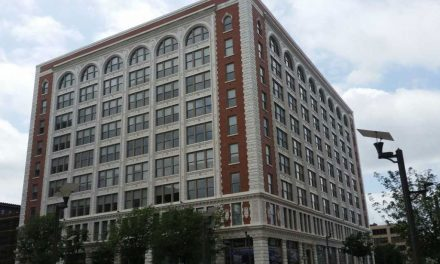 Western Specialty Contractors Restores Facade of Historic Downtown St. Louis Monogram Building