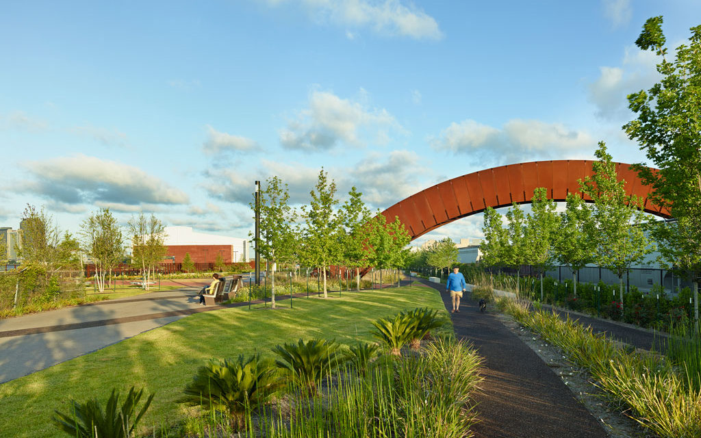 Crescent Park, part of a greener future for the City of New Orleans