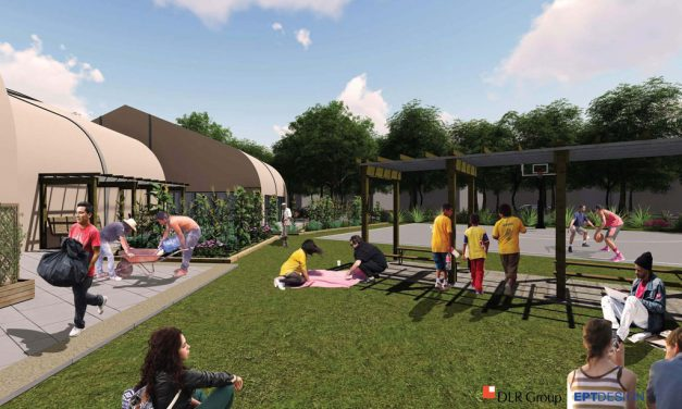 """""""A Bridge Home"""" project to assist transition to long-term housing in Los Angeles"""