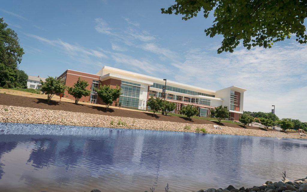 Lebanon Valley College Dedicates Sustainable $20 Million Arnold Health Professions Pavilion