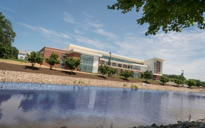 Lebanon Valley College Dedicates Sustainable $20 Million Arnold Health Professions Pavilion