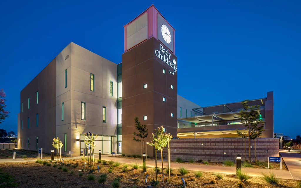 Rady Children's Hospital Opens Doors to Newest Southern California Outpatient Pediatric Care Center