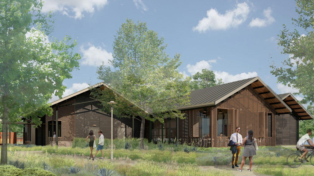 SVA Architects and Fernau & Hartman Architects to Design Renovation of UC Riverside's Historic Barn