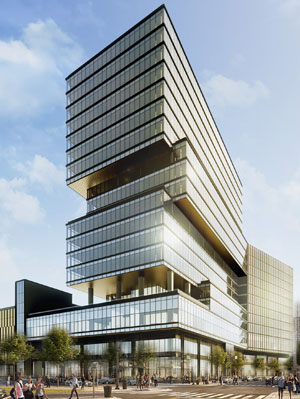 400 Channelside by Gensler
