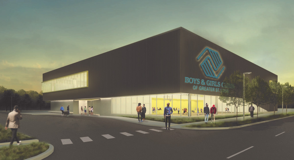 KAI Design & Build to Construct Boys & Girls Clubs of Greater St. Louis Teen Center of Excellence in Ferguson, MO