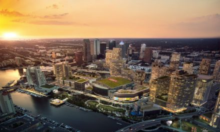 Plans for New Sustainably Designed Trophy Office Towers in Water Street Tampa Unveiled