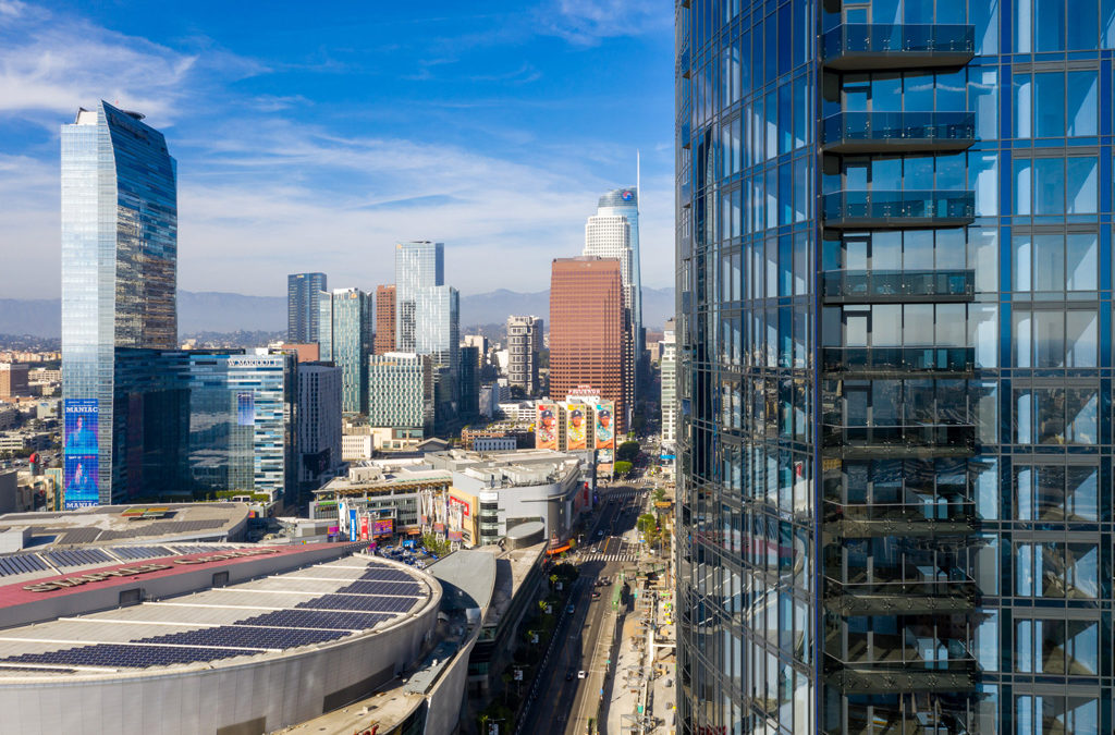 Harley Ellis Devereaux (HED) Celebrates Completion of CIRCA Residences in Los Angeles