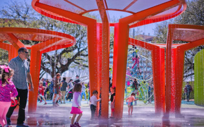ULI's 2018 Urban Open Space Award winners announced