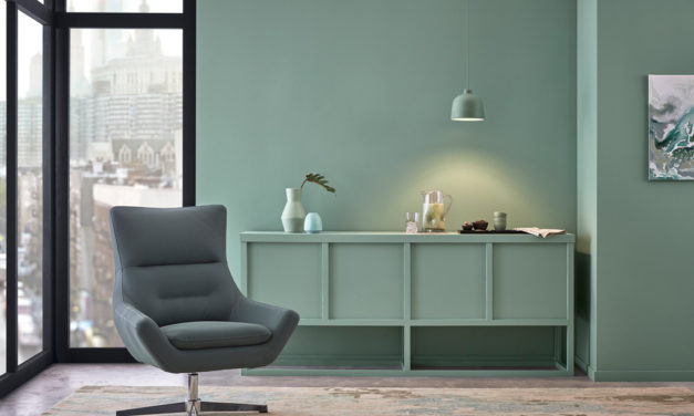 Valspar® Celebrates a Decade of Color Trends with Its 2019 Colors of the Year
