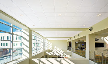 Armstrong Ceilings Now Offers over 1,025 Products That Meet the Most Stringent Sustainability Standards