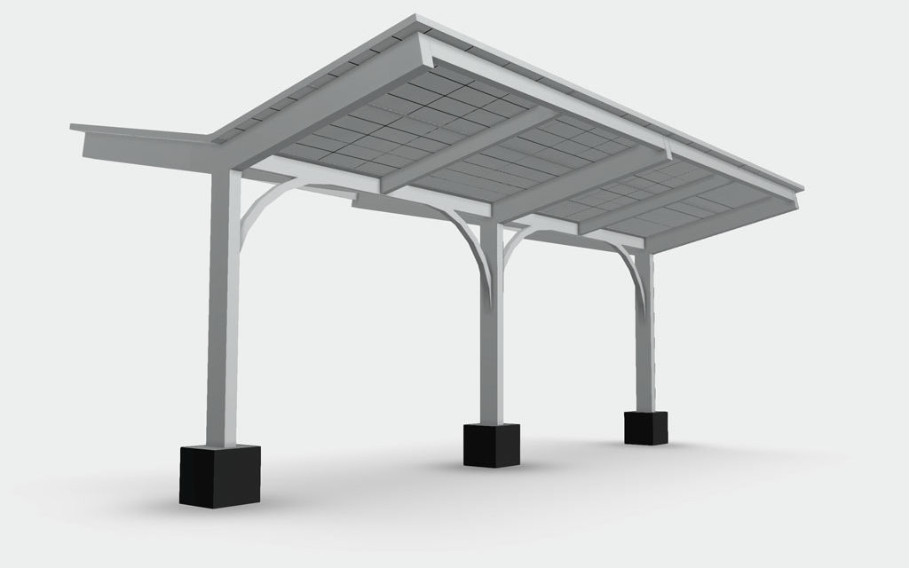 Structures Unlimited, Inc. Unveils New Architectural Feature to Compliment Any System