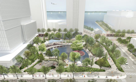 Winning Designs Announced for Waterfront Parks Design Competition
