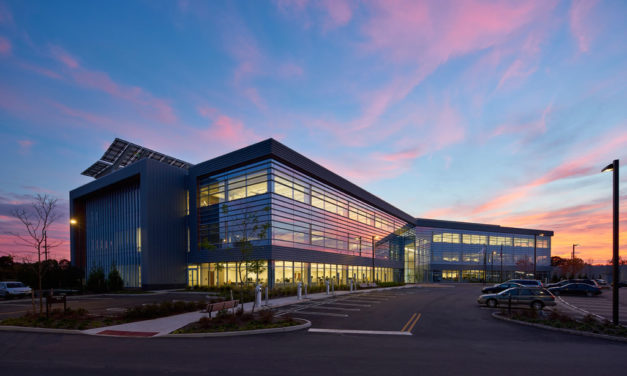 J.E. Berkowitz helps New Jersey office building earn a Green Design Award