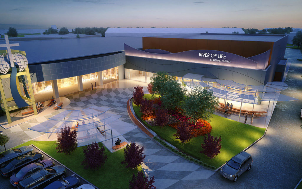 River of Life Christian Church welcomes new sanctuary and lobby addition to Santa Clara facility