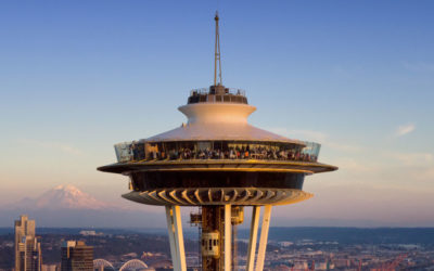 Space Needle's renovated observation decks achieve high thermal performance with Technoform spacers
