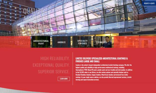 "Linetec reveals new ""Single Source Solution"" website"