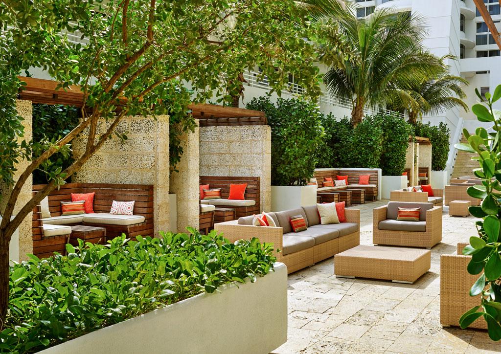Tribute Portfolio: Royal Palm South Beach Hotel. Courtesy of Pantone
