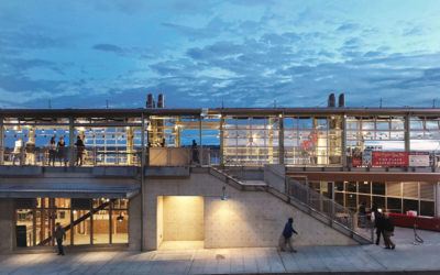 The Miller Hull Partnership's Pike Place MarketFront selected for 2019 AIA Institute Honor Award for Regional and Urban Design