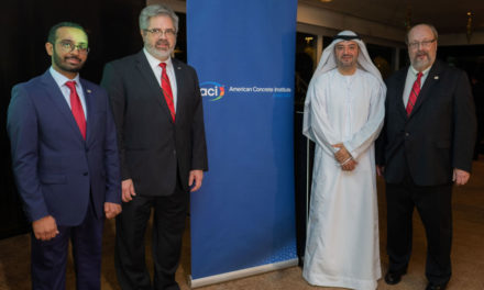 American Concrete Institute opens Middle East Regional Office in Dubai, UAE