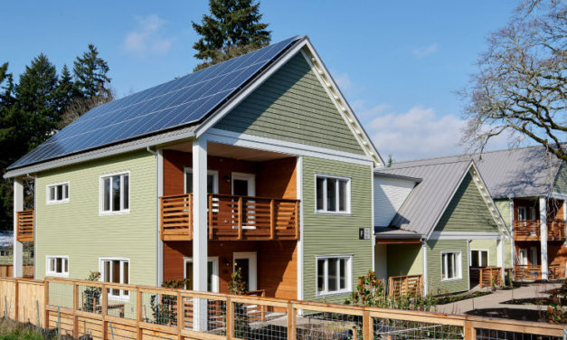 Green Hammer Design Build and Rose Villa announce first Zero Energy senior living multi-family project in Portland