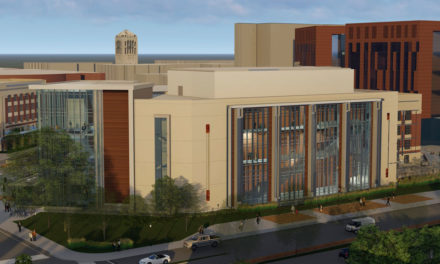 HED & SLAM reveal design of University of Michigan's Central Campus Classroom Building
