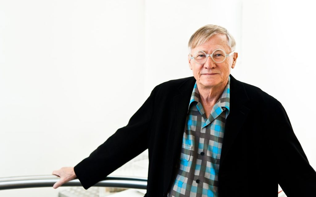 Sir Nicholas Grimshaw receives 2019 Royal Gold Medal for Architecture