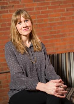 Emily Kantz, interior designer, color marketing & design, Sherwin-Williams