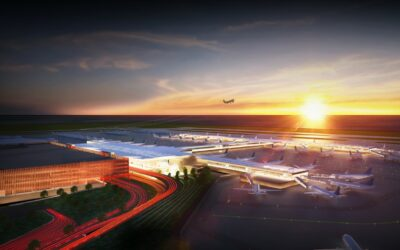 Officials to break ground on new $1.5 billion terminal at Kansas City International Airport