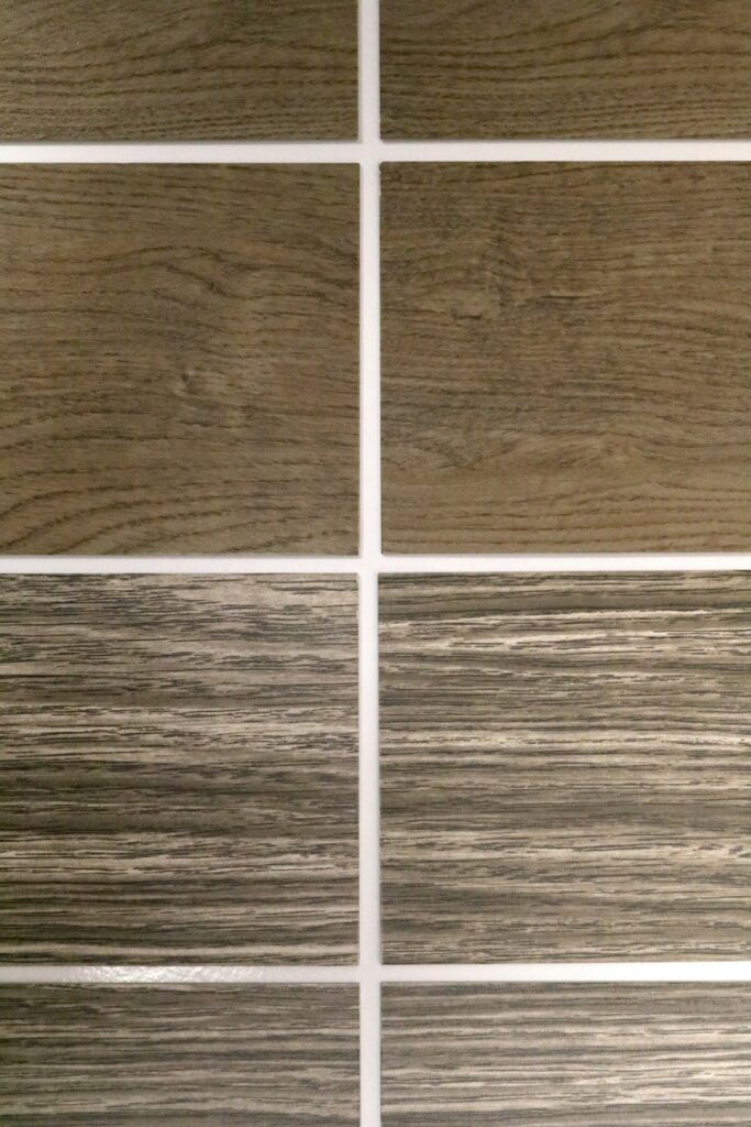 Linetec Aged Oak wood grain finishes for aluminum