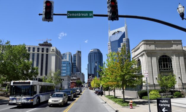 """Getting Cities Right"" — The Urban Land Institute's 2019 Spring Meeting draws upon lessons from Nashville"