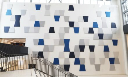 G&S Acoustics introduces GeoDesign & GeoDesign Ridge acoustical wall panels